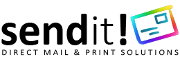 Send it!  Direct Mail & Print Solutions Logo